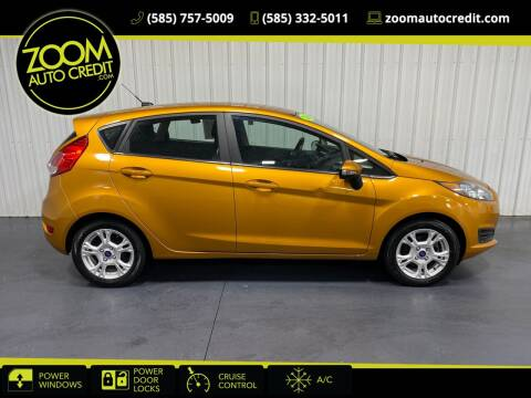 2016 Ford Fiesta for sale at ZoomAutoCredit.com in Elba NY