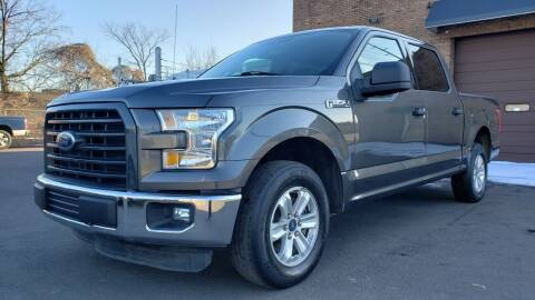 2015 Ford F-150 for sale at International Auto Sales in Hasbrouck Heights NJ