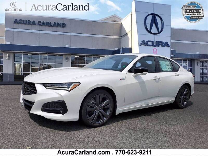 2021 Acura TLX for sale in Duluth, GA