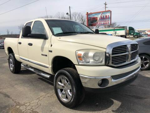 2008 Dodge Ram Pickup 1500 for sale at Albi Auto Sales LLC in Louisville KY