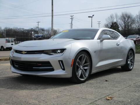 2018 Chevrolet Camaro for sale at A & A IMPORTS OF TN in Madison TN