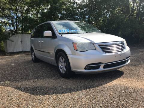 2012 Chrysler Town and Country for sale at DRIVE ZONE AUTOS in Montgomery AL