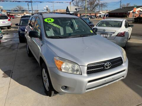 2008 Toyota RAV4 for sale at Armando's Auto in Fort Lupton CO