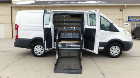 2015 Ford Transit Cargo for sale at Prudential Auto Leasing in Hudson OH