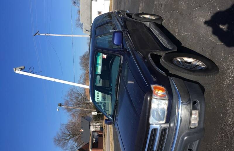 1999 Toyota 4Runner for sale at Mike Hunter Auto Sales in Terre Haute IN