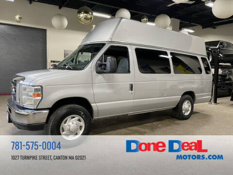 2008 Ford E-Series Cargo for sale at DONE DEAL MOTORS in Canton MA