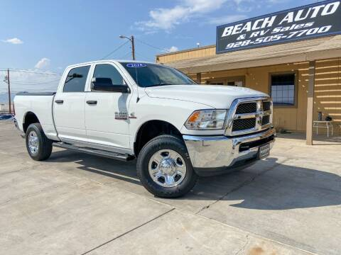 2018 RAM Ram Pickup 2500 for sale at Beach Auto and RV Sales in Lake Havasu City AZ