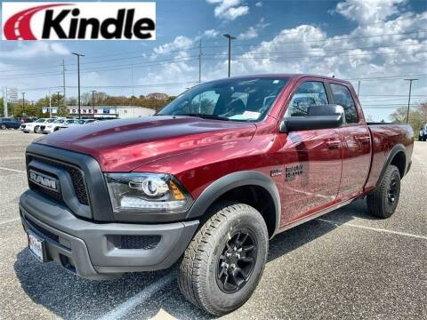 2021 RAM Ram Pickup 1500 Classic for sale at Kindle Auto Plaza in Middle Township NJ