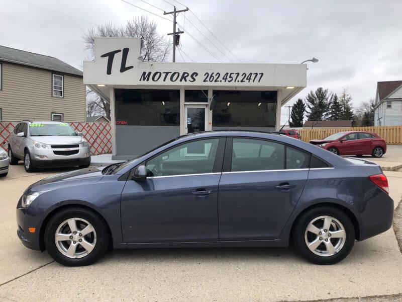 2014 Chevrolet Cruze for sale at TL Motors LLC in Hartford WI