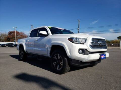 2017 Toyota Tacoma for sale at All Star Mitsubishi in Corpus Christi TX