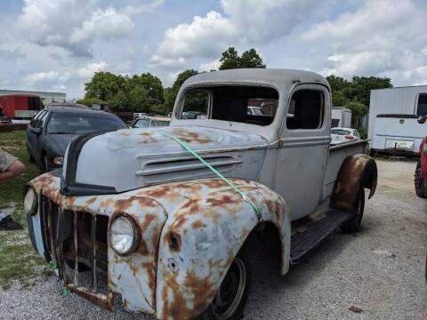 1946 Ford F-100 for sale at Classic Cars of South Carolina in Gray Court SC