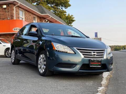 2013 Nissan Sentra for sale at Bloomingdale Auto Group - The Car House in Butler NJ