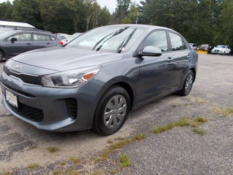 2020 Kia Rio for sale at Manchester Motorsports in Goffstown NH