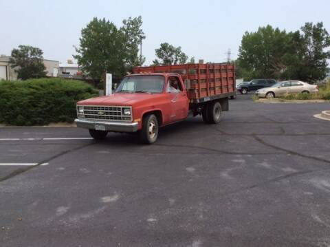1989 Chevrolet R/V 3500 Series for sale at Auto Brokers in Sheridan CO