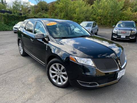 2014 Lincoln MKT for sale at Bob Karl's Sales & Service in Troy NY
