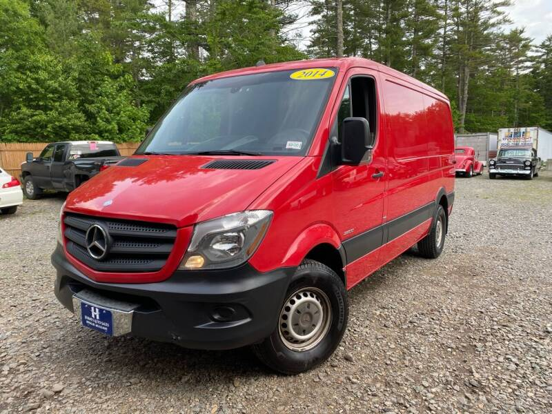 2014 Mercedes-Benz Sprinter Cargo for sale at Hornes Auto Sales LLC in Epping NH