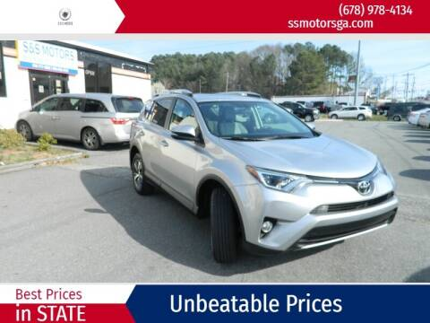2016 Toyota RAV4 for sale at S & S Motors in Marietta GA