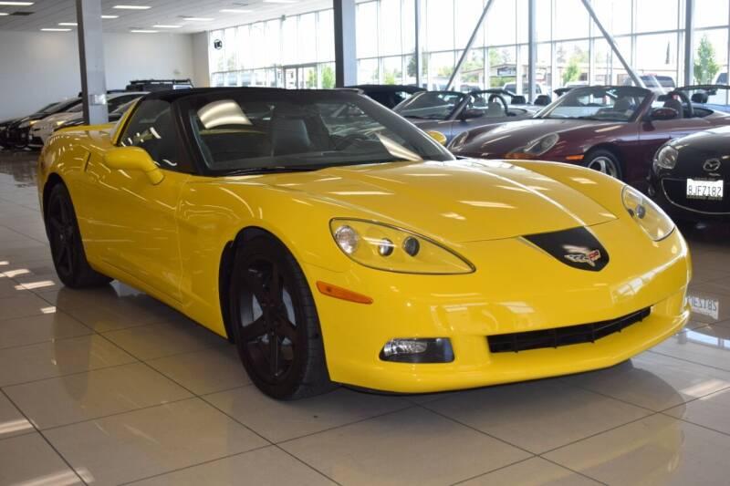 2006 Chevrolet Corvette for sale at Legend Auto in Sacramento CA