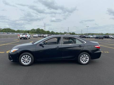 2015 Toyota Camry for sale at Bluesky Auto in Bound Brook NJ