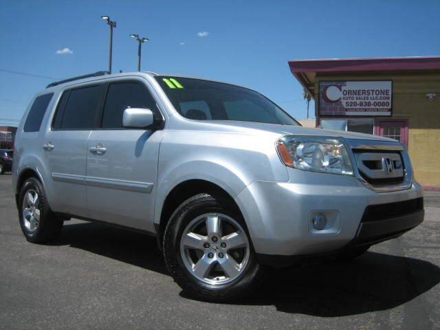 2011 Honda Pilot for sale at Cornerstone Auto Sales in Tucson AZ