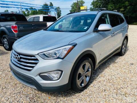 2015 Hyundai Santa Fe for sale at Southeast Auto Inc in Walker LA