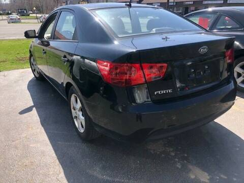 2010 Kia Forte for sale at GDT AUTOMOTIVE LLC in Hopewell NY