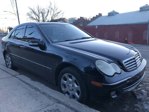 2005 Mercedes-Benz C-Class for sale at Deleon Mich Auto Sales in Yonkers NY