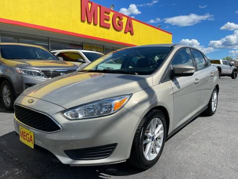 2015 Ford Focus for sale at Mega Auto Sales in Wenatchee WA