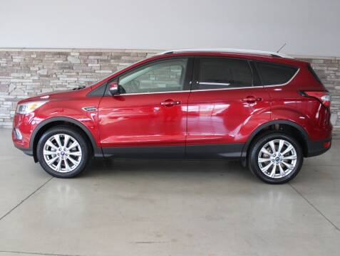 2017 Ford Escape for sale at Bud & Doug Walters Auto Sales in Kalamazoo MI