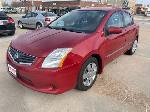 2011 Nissan Sentra for sale at Spady Used Cars in Holdrege NE