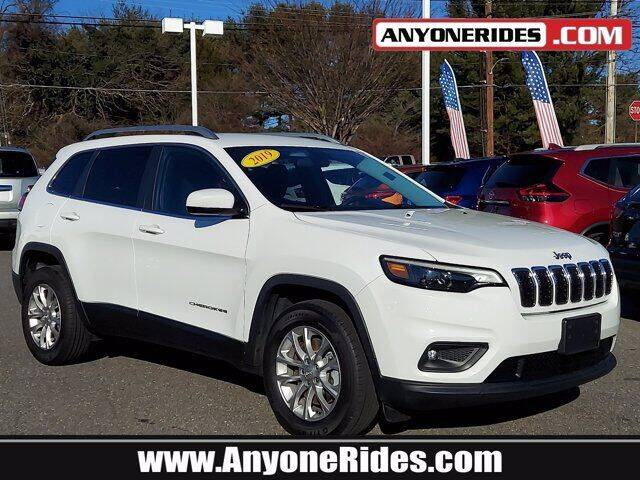 2019 Jeep Cherokee for sale at ANYONERIDES.COM in Kingsville MD