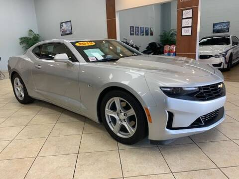 2019 Chevrolet Camaro for sale at Adams Auto Group Inc. in Charlotte NC