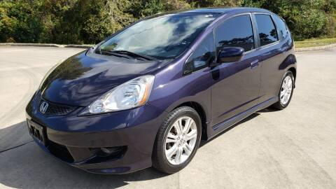 2010 Honda Fit for sale at Houston Auto Preowned in Houston TX
