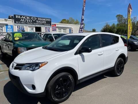 2015 Toyota RAV4 for sale at Black Diamond Auto Sales Inc. in Rancho Cordova CA