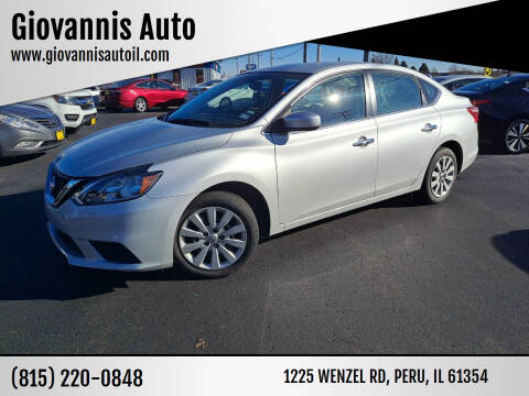 2019 Nissan Sentra for sale at Giovannis Auto in Peru IL