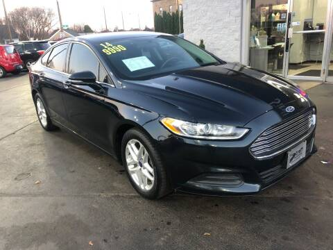 2014 Ford Fusion for sale at Streff Auto Group in Milwaukee WI