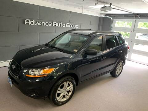 2010 Hyundai Santa Fe for sale at Advance Auto Group, LLC in Chichester NH