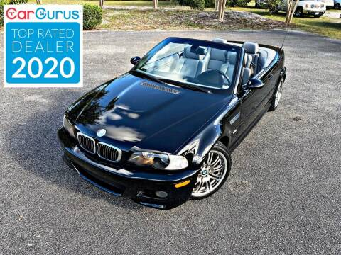2004 BMW M3 for sale at Brothers Auto Sales of Conway in Conway SC