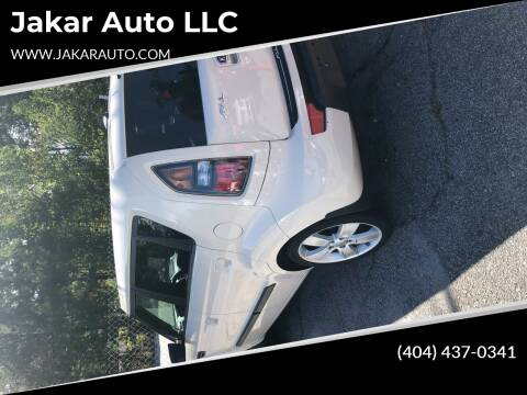 2010 Kia Soul for sale at Jakar Auto LLC in Atlanta GA