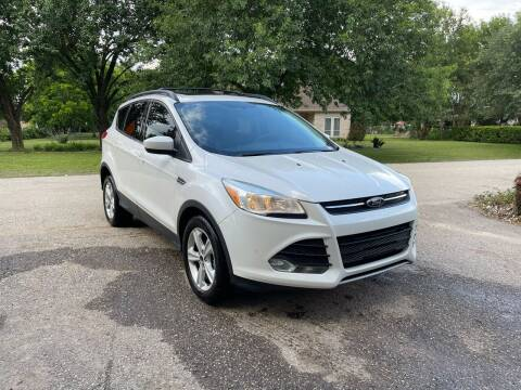 2013 Ford Escape for sale at CARWIN MOTORS in Katy TX