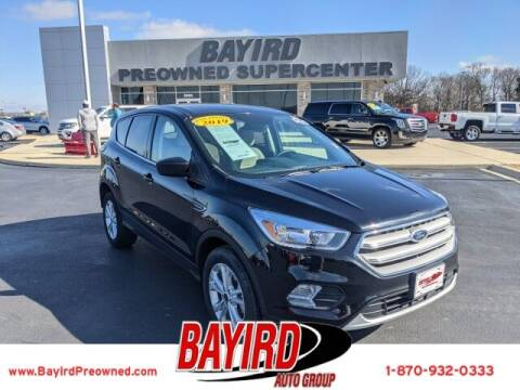 2019 Ford Escape for sale at Bayird Truck Center in Paragould AR