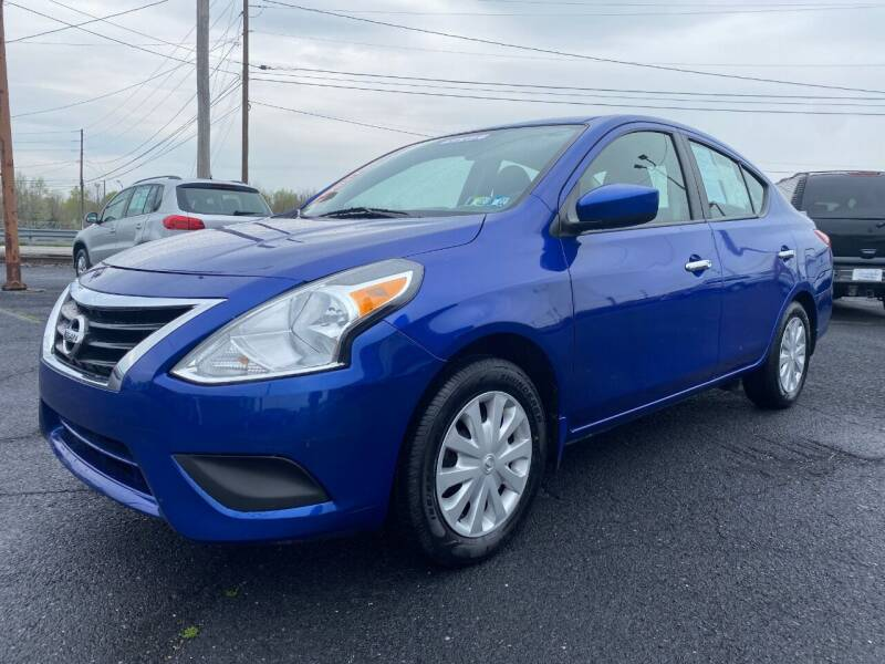 2017 Nissan Versa for sale at Clear Choice Auto Sales in Mechanicsburg PA