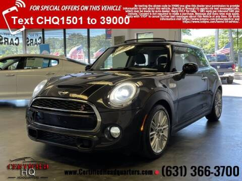 2014 MINI Hardtop for sale at CERTIFIED HEADQUARTERS in St James NY