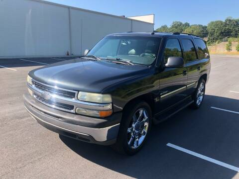 2003 Chevrolet Tahoe for sale at Allrich Auto in Atlanta GA