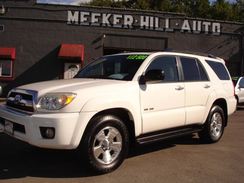 2008 Toyota 4Runner for sale at Meeker Hill Auto Sales in Germantown WI