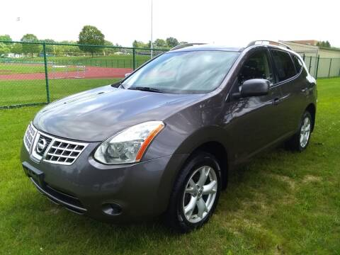 2009 Nissan Rogue for sale at Hern Motors - 111 Hubbard Youngstown Rd Lot in Hubbard OH