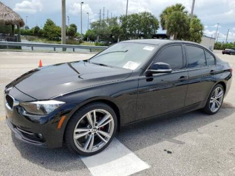 2016 BMW 3 Series for sale at Auto Beast in Fort Lauderdale FL