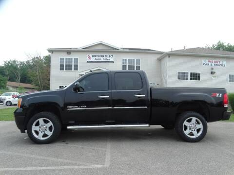 2011 GMC Sierra 2500HD for sale at SOUTHERN SELECT AUTO SALES in Medina OH