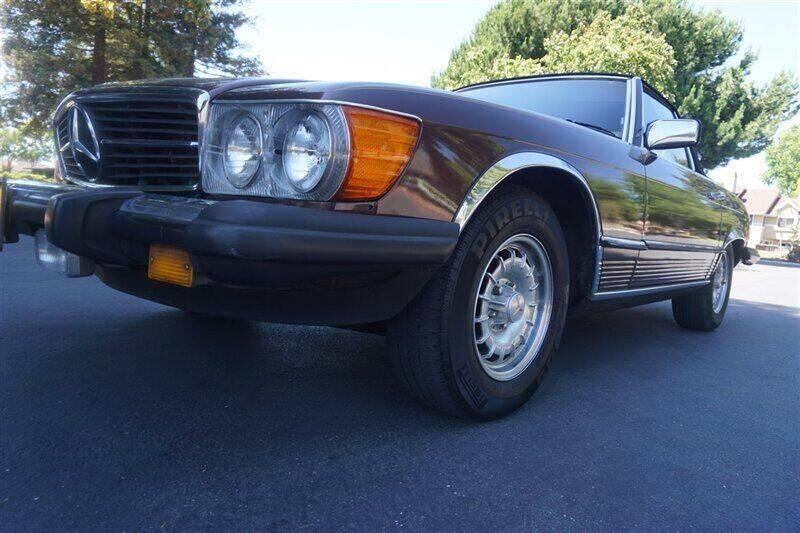 1980 Mercedes-Benz 450-Class  - Fremont CA