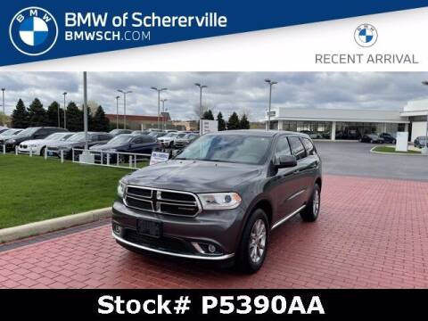 2018 Dodge Durango for sale at BMW of Schererville in Shererville IN